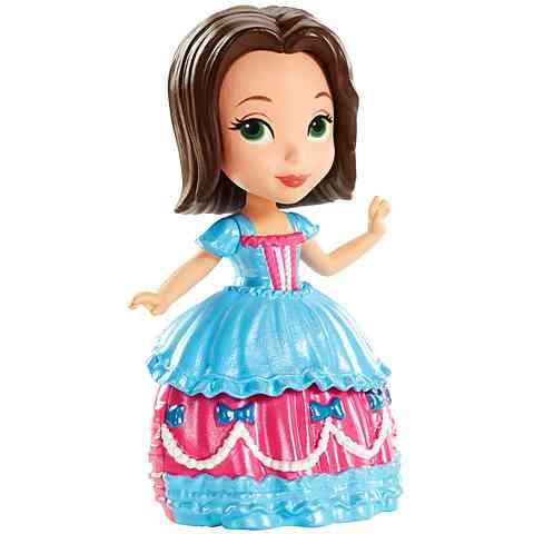 Szófia Hercegnő Jade figura - Mattel vásárlás a Játékshopban 982665152d