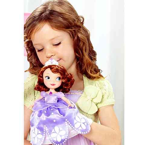 Szófia hercegnő baba - Mattel Szófia hercegnő baba - Mattel 6bf76d081b