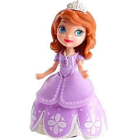 Szófia Hercegnő játékfigura - Mattel vásárlás a Játékshopban bc3d5227be