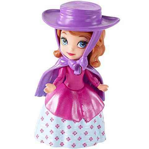 Szófia Hercegnő figura kalapban- Mattel vásárlás a Játékshopban 8dab850c0a