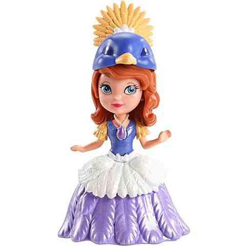 Szófia Hercegnő jelmezes játékfigura - Mattel vásárlás a Játékshopban b2ebeb91b5