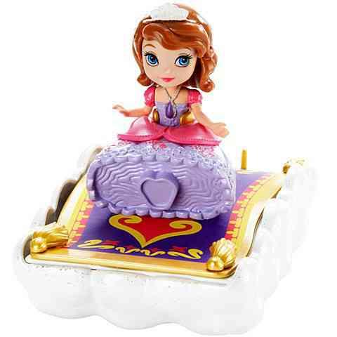 Szófia Hercegnő Repülő varázsszőnyeg játékszett - Mattel vásárlás a ... 25753c0846