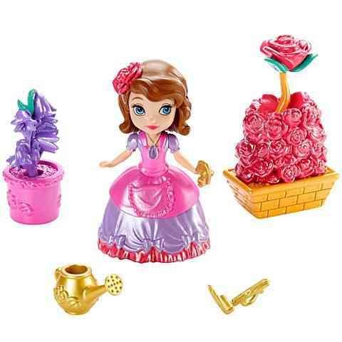 Szófia Hercegnő Varázslat a palotakertben játékszett - Mattel ... 1c5350d9a3