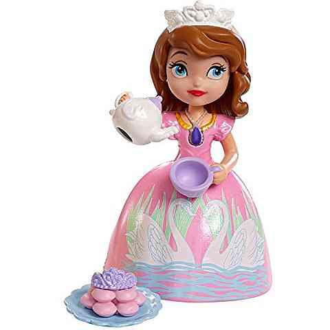 Szófia Hercegnő Teapartija játékfigura - Mattel vásárlás a Játékshopban d89c6b7040