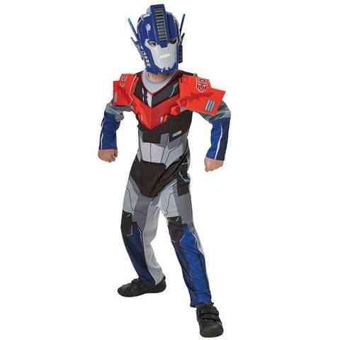 Transformers Optimus Prime deluxe jelmez S méret - Rubies vásárlás a ... 6a72b3f829
