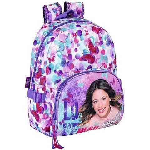 Violetta Music Love iskolatáska hátizsák vásárlás a Játékshopban 4bcb1f2316