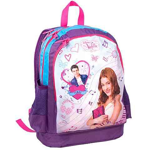 64999e6610a6 Violetta ergonómikus iskolatáska hátizsák lila vásárlás a Játékshopban