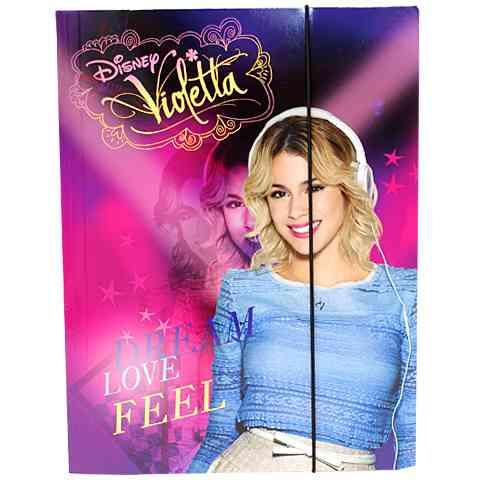 Violetta gumis mappa A 4 méret vásárlás a Játékshopban 179eee6332