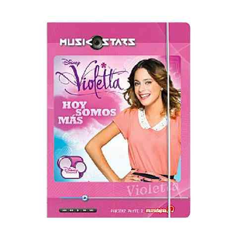Violetta gumis mappa A 4-es vásárlás a Játékshopban eb8f504939