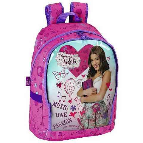 da654a5950a4 Violetta iskolatáska hátizsák vásárlás a Játékshopban