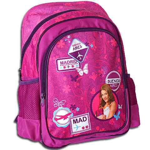 f84a6fac60e8 Violetta lila iskolatáska hátizsák vásárlás a Játékshopban