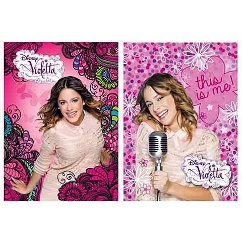 Violetta matricás gyűjtőalbum A 5 vásárlás a Játékshopban adfe76c459