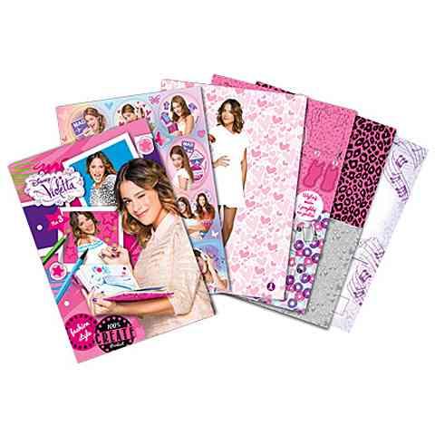 Violetta matricás divattervező szett vásárlás a Játékshopban 5735001c69