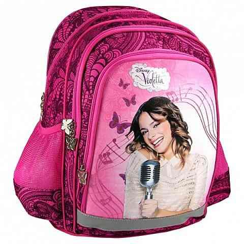 Violetta rózsaszín iskolatáska hátizsák vásárlás a Játékshopban c657def346