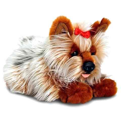 Raktáron 3+ Yorkie plüss kutya 30cm - Keel Toys 4 890 ft 6045c5da2b