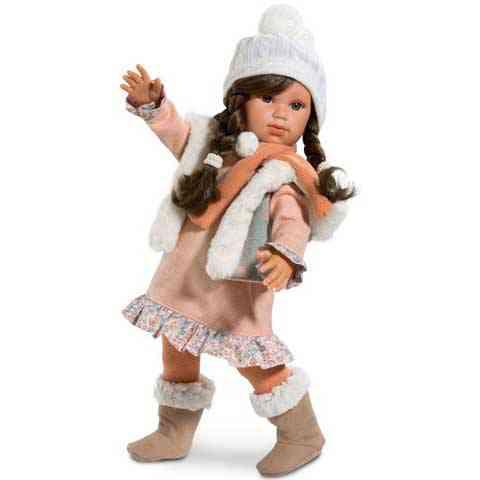 Angelina lány baba mozgatható végtagokkal 42cm 0d28ecff3c