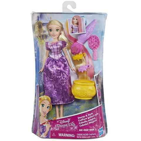 Disney Hercegnők Aranyhaj színváltós hajú baba - Hasbro vásárlás a ... ea0ca32cdb