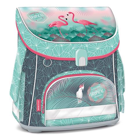 Ars Una  Pink Flamingo mágneszáras iskolatáska 5782763a9f