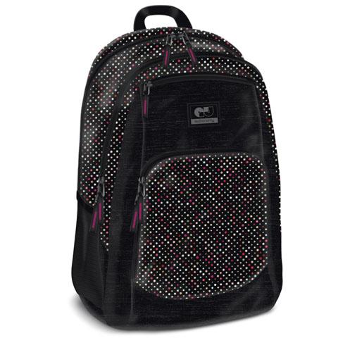AUtonomy Spirit pöttyös iskolatáska hátizsák 9788d33e0d