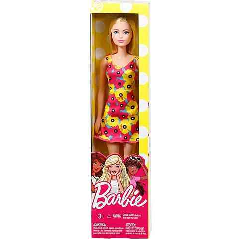 78dcb67d48 Barbie Chic baba nyári virágmintás ruhában - Mattel vásárlás a ...