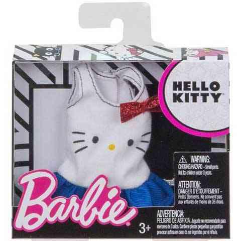 Barbie Hello Kitty masnis ruha - Mattel vásárlás a Játékshopban b9e6751a14