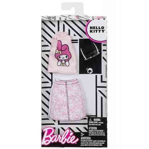 Barbie Hello Kitty nyuszis ruhaszett - Mattel vásárlás a Játékshopban fdf64a9b7e