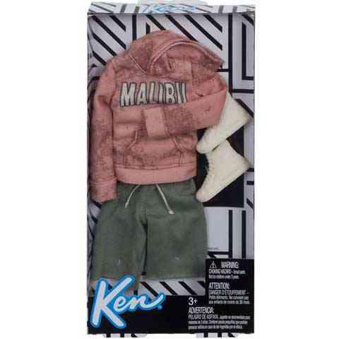 Barbie Ken Malibu ruhaszett - Mattel vásárlás a Játékshopban 1c344bd98f