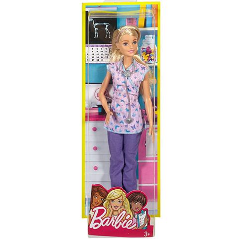 da8afb0e9442 Barbie Nővér karrier baba - Mattel vásárlás a Játékshopban