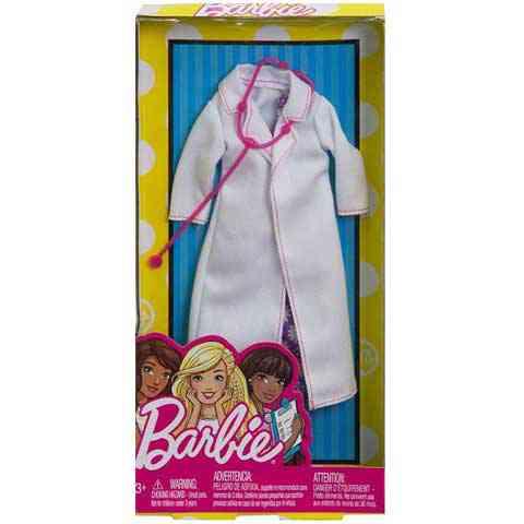 5b7ac9a4df Barbie Orvosi ruhaszett - Mattel vásárlás a Játékshopban