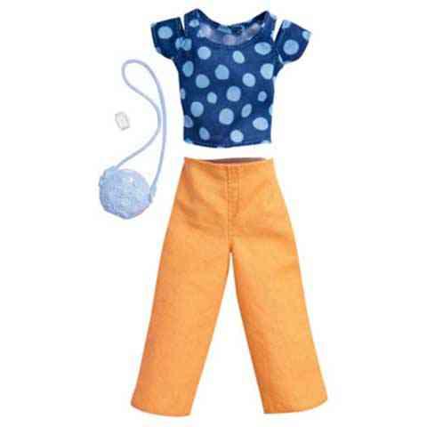 Barbie Pöttyös ruhaszett - Mattel vásárlás a Játékshopban 1b0909870d