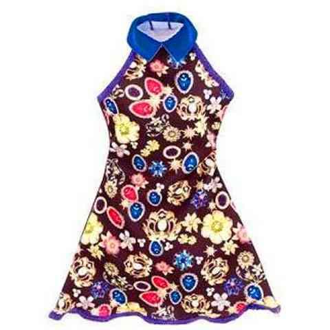 8c01dda28d Barbie Virág mintás ruha - Mattel vásárlás a Játékshopban