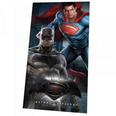 Batman Superman ellen törölköző 140x70cm vásárlás a Játékshopban dbaf56278f