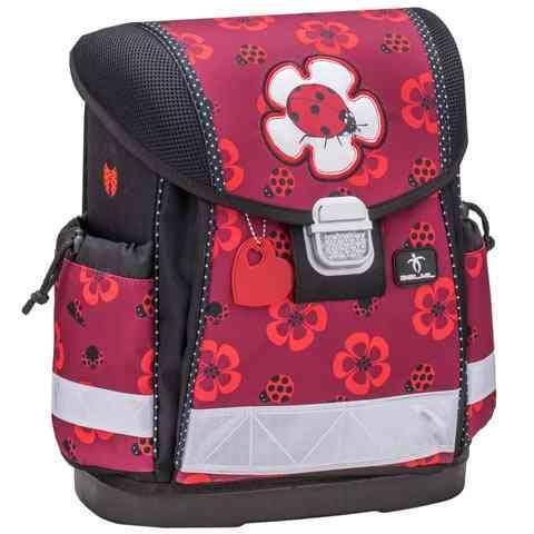 0367c5da6 Belmil Classy Ladybug merevfalú iskolatáska, hátizsák vásárlás a ...