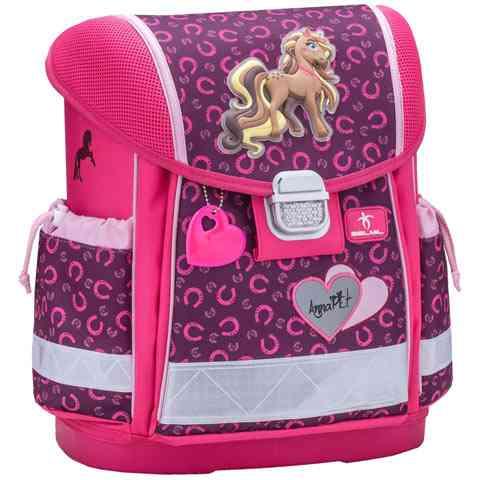 be4079bb615b Belmil Classy Pony merevfalú iskolatáska, hátizsák vásárlás a ...