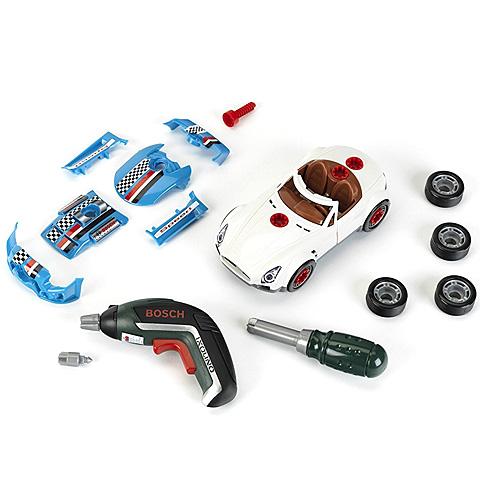 Bosch Auto Tuning Szerelo Keszlet Klein Toys Vasarlas A Jatekshopban