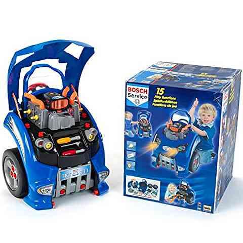 Bosch Service Autoszerelo Allomas Klein Toys Vasarlas A Jatekshopban