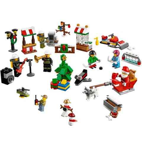 lego city adventi naptár LEGO City Adventi naptár (60133) vásárlás a Játékshopban lego city adventi naptár