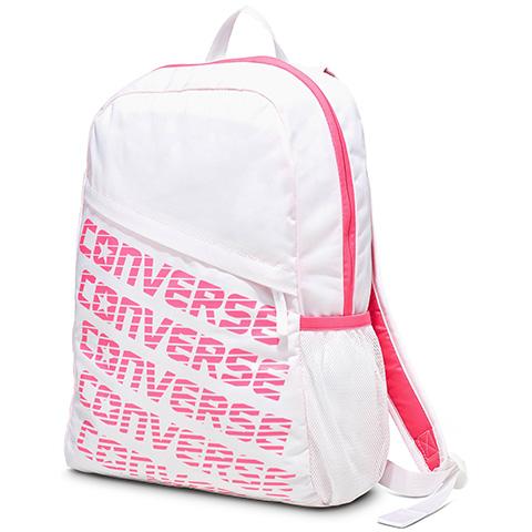17b4f8e616cf Converse iskolatáska hátizsák fehér-pink vásárlás a Játékshopban