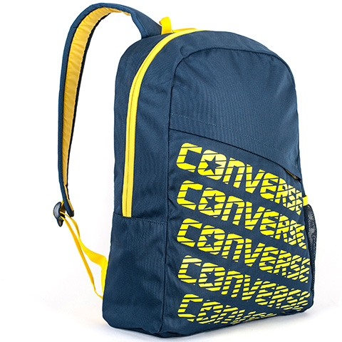 215a3a29070c Converse iskolatáska hátizsák kék-sárga vásárlás a Játékshopban