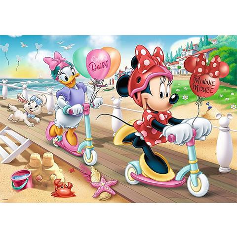 pufók a tengerparton)