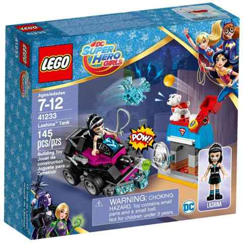 LEGO® DC Super Hero Girls: Lashina harckocsija (41233)
