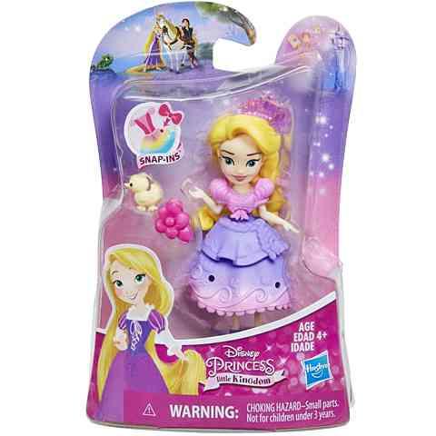 Disney Hercegnők Aranyhaj hercegnő mini baba 8cm - Hasbro vásárlás a ... 5beed0c82b