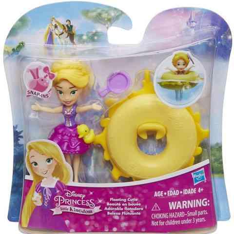 Disney Hercegnők Aranyhaj mini baba vízi szett - Hasbro vásárlás a ... 300f8177d8
