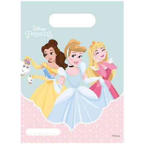 Disney Hercegnők party táska 6db-os készlet vásárlás a Játékshopban cc6f2a0b36
