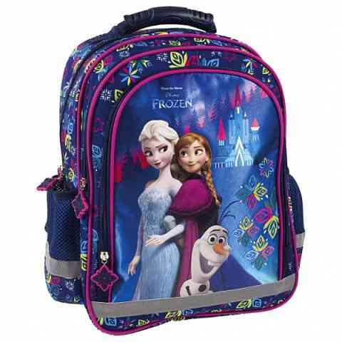 9c39a4b75c1c Disney Jégvarázs lila iskolatáska hátizsák vásárlás a Játékshopban