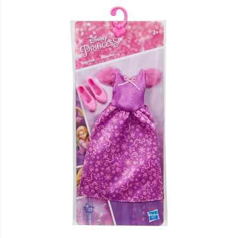 Disney Hercegnők Aranyhaj babaruha szett cipővel - Hasbro vásárlás a ... e2bc4db507