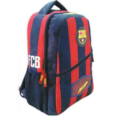 f12bbd77e10a FC Barcelona iskolatáska, hátizsák gránit vörös-kék csíkos vásárlás ...
