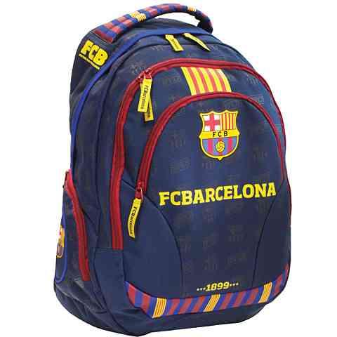 FC Barcelona lekerekített iskolatáska 52ba017cad