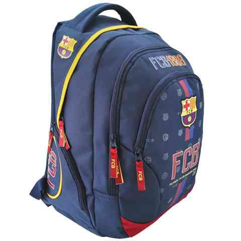 FC Barcelona címeres lekerekített iskolatáska 5eb385a3b2