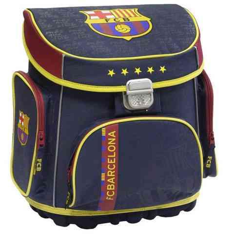 FC Barcelona ergonómikus iskolatáska 1ffd2f3eec